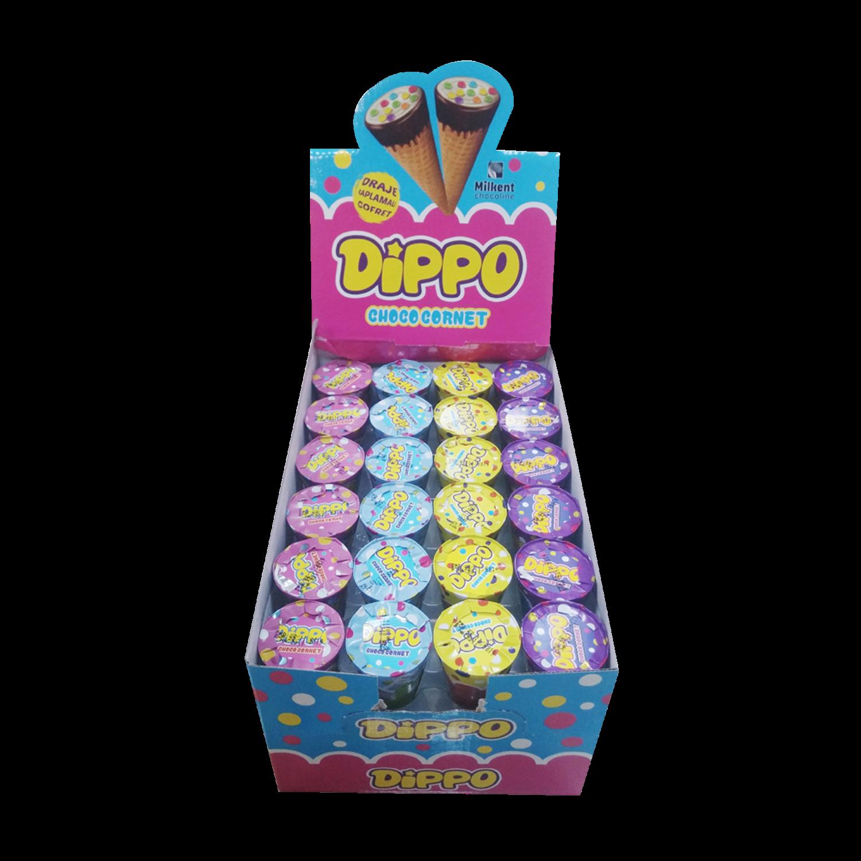 Dippo  Choco Cornet